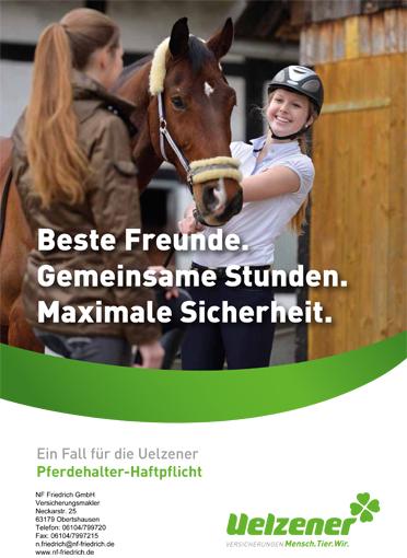 Pferdehalter-Haftpflicht_Plakat Pferdeversicherung